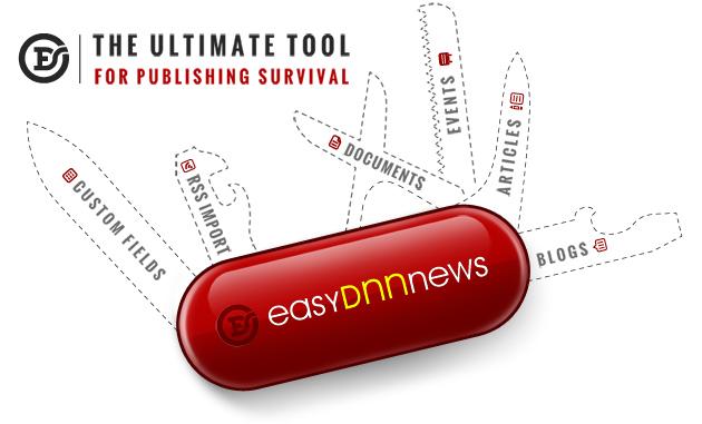 ابزار های EasyDNNnews
