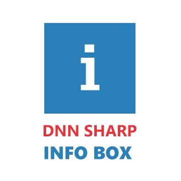ماژول اینفو باکس / ماژول جعبه راهنمای کاربری dnn