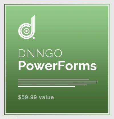 ماژول فرم ساز (DNNGo_PowerForms)