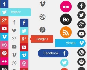 ماژول Social Sidebar دات نت نیوک