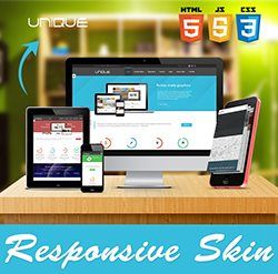 Unique Theme // Responsive // Bootstrap 3 // Unlimited Colors // Retina // Site Template