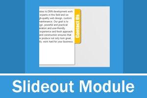 ماژول SlideoutModule دات نت نیوک