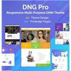 DNN GO,DNG PRO Theme