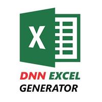 DnnPlus.ir,ماژول اکسل ساز (ExcelGenerator)