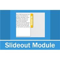 DNNSmart,ماژول اسلاید شناور محتوا  (SlideoutModule)