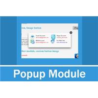 DNNSmart,ماژول پاپ آپ کردن محتوا و ماژول   (PopupModule)