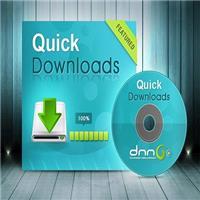DNNGo,ماژول دانلود سریع  (QuickDownloads)