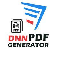 DnnPlus.ir ,ماژول پی دی اف ساز (PDFGenerator)